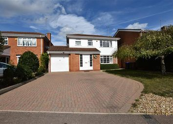 Thumbnail 4 bed detached house for sale in Wakehurst Drive, Northampton
