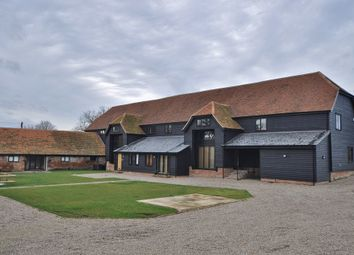 Thumbnail 3 bed flat to rent in Luxury Barn Conversions, High Laver, Nr Matching Green