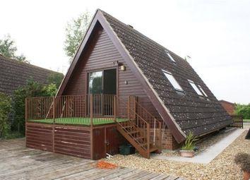 Thumbnail 2 bed property to rent in Lakeside, Isleham Marina, Isleham