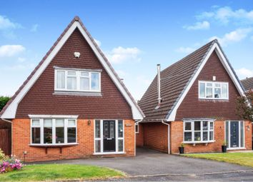 Thumbnail 4 bed detached house for sale in Monteagle Drive, Kingswinford