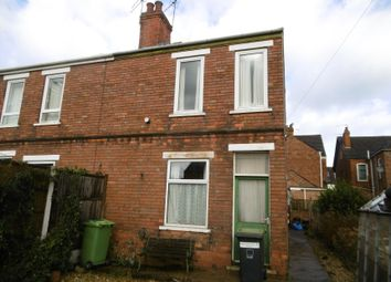 Thumbnail 3 bed semi-detached house for sale in 3 Melrose Villas, Melrose Road, Gainsborough, Lincolnshire