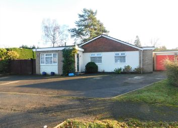 Thumbnail 4 bed bungalow for sale in Eveley Close, Whitehill