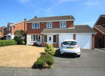 Thumbnail 4 bed detached house for sale in Pennant Road, Burbage, Hinckley