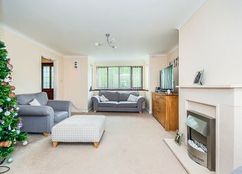 Thumbnail 5 bedroom detached house for sale in Kelful Close, Eastrea, Peterborough