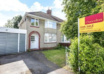 3 bed semi-detached house for sale in St. Lukes Road, Temple Cowley, Oxford OX4