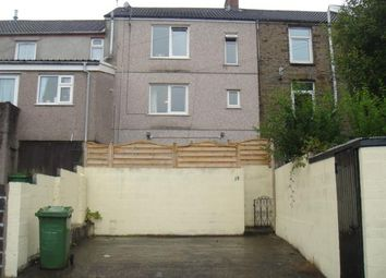 Thumbnail 1 bed flat to rent in Cliff Terrace, Treforest, Pontypridd