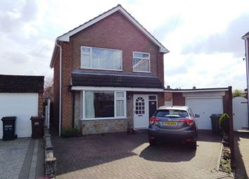 Thumbnail 4 bed detached house for sale in Rockhill Drive, Mountsorrel