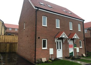 Thumbnail 3 bed property to rent in Ramsay Road, Calne