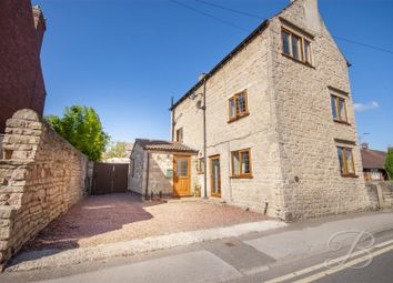 Thumbnail 3 bed detached house for sale in Carr Lane, Warsop, Mansfield