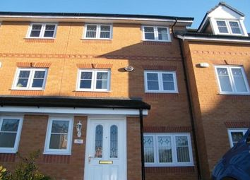 Thumbnail 4 bedroom town house to rent in Wythenshawe, Manchester