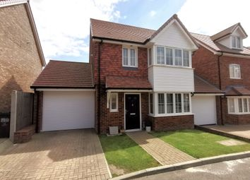 Woodacres Way, Eastbourne, East Sussex BN27. 3 bed link-detached house for sale