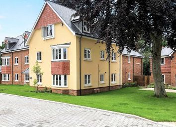 Thumbnail 2 bed flat for sale in Rudgard Way, Silent Garden, Liphook