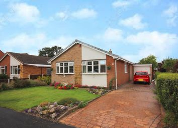 Thumbnail 3 bed bungalow for sale in Brown Avenue, Nantwich