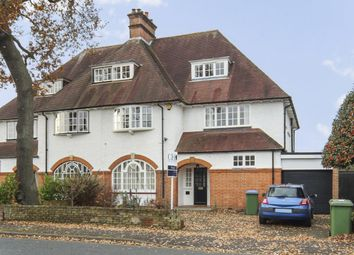 Thumbnail 6 bed detached house to rent in West Grove, Walton On Thames