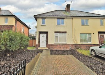 Thumbnail 3 bed semi-detached house for sale in Fitzwilliam Road, Rotherham