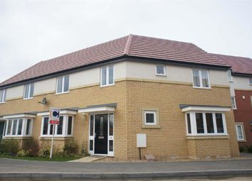 Thumbnail 4 bed semi-detached house to rent in Sakura Walk, Willen Park, Milton Keynes