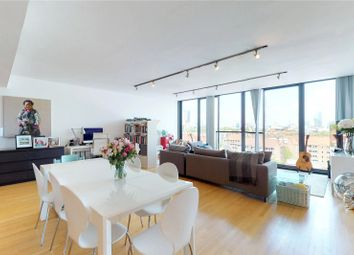Thumbnail 2 bed flat to rent in Block A, 27 Green Walk, London