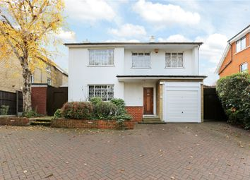 Thumbnail 4 bedroom detached house for sale in Castlebar Hill, Ealing