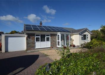 Thumbnail 3 bed detached bungalow for sale in Manor Way, Helston, Cornwall