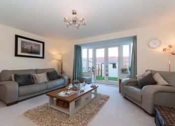 Thumbnail 4 bedroom end terrace house for sale in Spitfire Road, Castle Donington, Derby