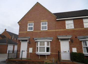 Thumbnail 3 bed semi-detached house to rent in Sandleford Lane, Greenham, Thatcham