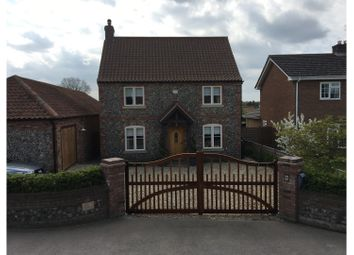 Thumbnail 4 bed detached house for sale in Hill Street, Feltwell