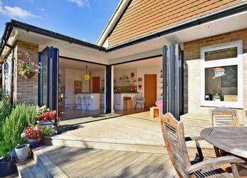 Thumbnail 4 bed bungalow to rent in Coombe Vale, Saltdean, Brighton