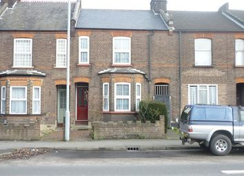 Thumbnail 2 bedroom terraced house for sale in Windmill Road, Luton