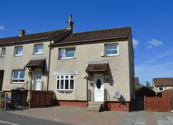 Thumbnail 3 bed end terrace house for sale in Kilbrennan Avenue, Cumnock