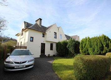 Thumbnail 2 bed end terrace house for sale in Nelson Road, Gourock, Inverclyde