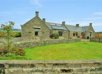 Thumbnail 3 bedroom semi-detached bungalow for sale in Banks Cottages, Fraserburgh, Aberdeen