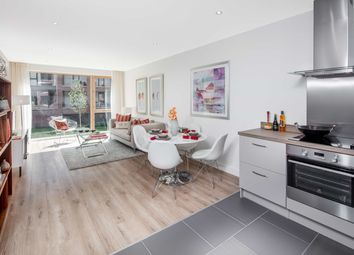 Thumbnail 2 bed flat for sale in Ottoman Court, Bolingbroke Park, London