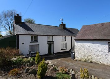 Thumbnail 2 bed detached house for sale in Llanddewi Brefi, Tregaron