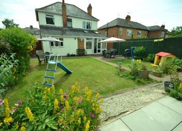 Thumbnail 4 bed detached house for sale in Brinsmead Road, Leicester