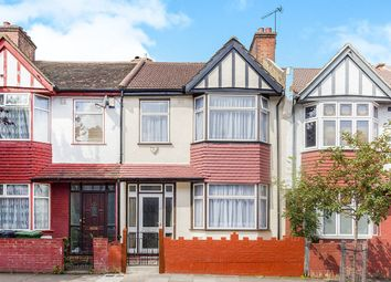 Thumbnail 3 bed terraced house for sale in Millmark Grove, Brockley, London