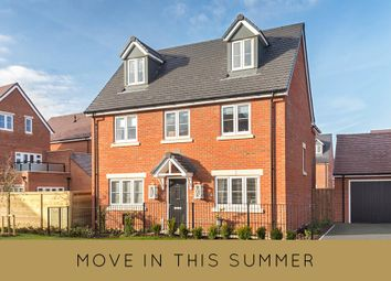 """Thumbnail 4 bed detached house for sale in """"The Chichester Oatfield"""" at Shopwhyke Road, Chichester"""