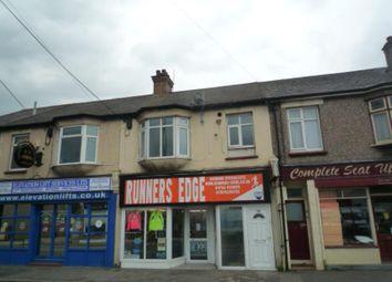 Thumbnail 1 bed flat to rent in High Street, Hadleigh, Benfleet