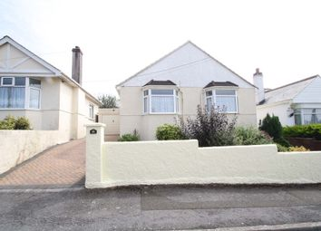 Thumbnail 2 bedroom detached bungalow for sale in Gower Ridge Road, Plymstock, Plymouth, Devon