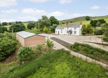 Thumbnail 4 bed equestrian property for sale in Bryneglwys, Corwen, Denbighshire