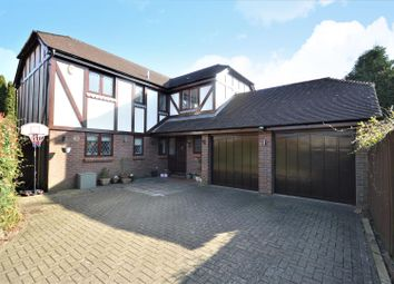 Thumbnail 5 bed detached house for sale in Delves, Tadworth