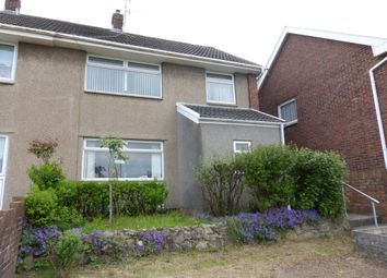 Thumbnail 3 bed semi-detached house for sale in Ffordd Yr Eglwys, North Cornelly, Bridgend