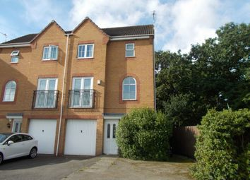 Thumbnail 3 bed terraced house to rent in Goodheart Way, Thorpe Astley