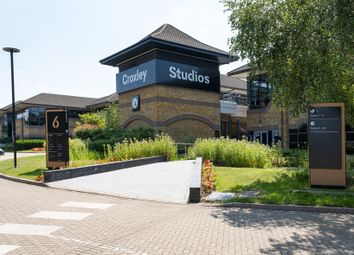 Thumbnail Office to let in Croxley Studios, Building 6, Croxley Park, Hatters Lane, Watford
