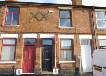Thumbnail 2 bed terraced house for sale in City Road, Chester Green, Derby