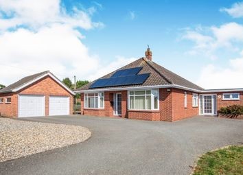 Thumbnail 4 bed detached bungalow for sale in Buxton Road, Aylsham, Norwich