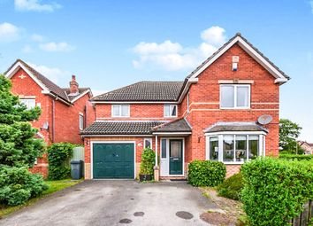 Thumbnail 5 bed detached house for sale in Adlington Close, Strensall, York