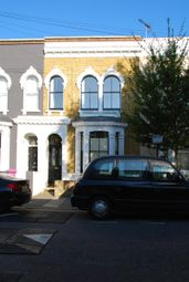 Thumbnail 3 bedroom terraced house to rent in Strahan Road, London