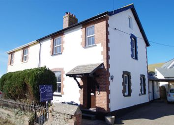 Thumbnail 3 bed semi-detached house to rent in The Village, Saunton, Braunton