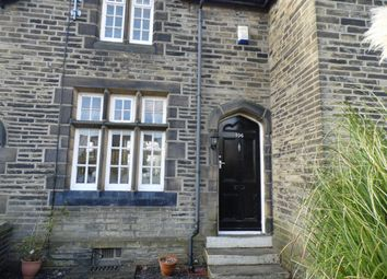 Thumbnail 2 bed terraced house to rent in Wakefield Road, Lightcliffe, Halifax