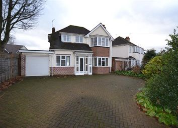 Thumbnail 3 bed detached house for sale in Eveson Road, Stourbridge